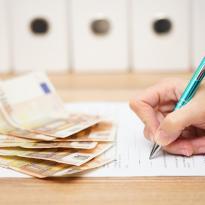 Contrat et argent